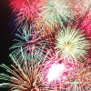 140817【2014年刈谷わんさか祭り】一眼レフで花火写真撮影の練習【三脚なし】