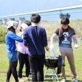 【木曽川BBQ】2014年カタツムリデザイン-夏の遠足